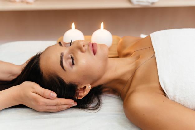 scalp massage hair loss kl